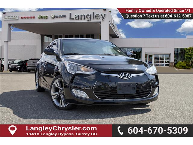 2013 Hyundai Veloster Tech (Stk: EE902340B) in Surrey - Image 1 of 22