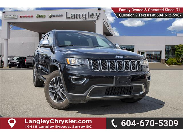 2017 Jeep Grand Cherokee 23H Limited (Stk: EE910240A) in Surrey - Image 1 of 21