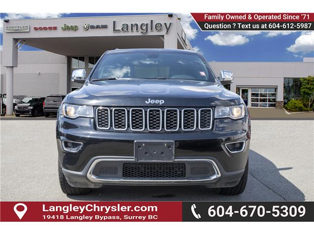 2017 Jeep Grand Cherokee 23H Limited (Stk: EE910240A) in Surrey - Image 2 of 21