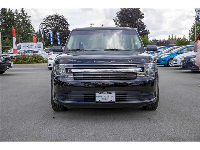 2017 Ford Flex SE (Stk: 8ES7481A) in Vancouver - Image 2 of 29