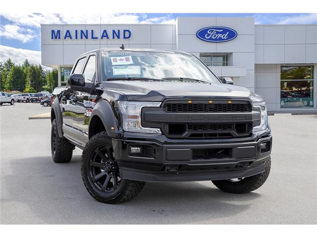 2019 Ford F-150 Lariat (Stk: 9F17628) in Vancouver - Image 1 of 27