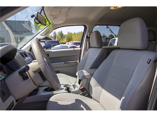 2010 Ford Escape XLT Manual (Stk: SR94424A) in Abbotsford - Image 7 of 22