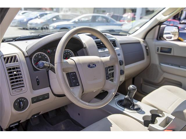 2010 Ford Escape XLT Manual (Stk: SR94424A) in Abbotsford - Image 8 of 22
