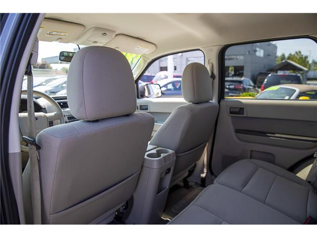 2010 Ford Escape XLT Manual (Stk: SR94424A) in Abbotsford - Image 9 of 22