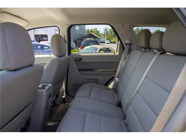 2010 Ford Escape XLT Manual (Stk: SR94424A) in Abbotsford - Image 10 of 22