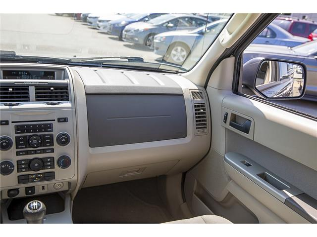 2010 Ford Escape XLT Manual (Stk: SR94424A) in Abbotsford - Image 13 of 22