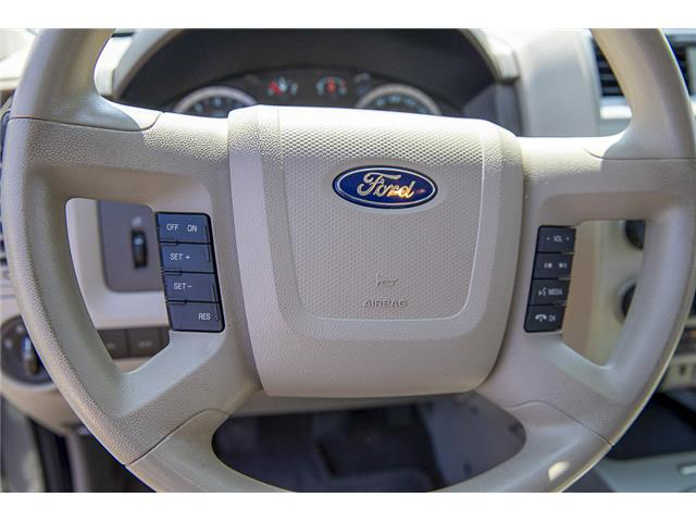 2010 Ford Escape XLT Manual (Stk: SR94424A) in Abbotsford - Image 15 of 22
