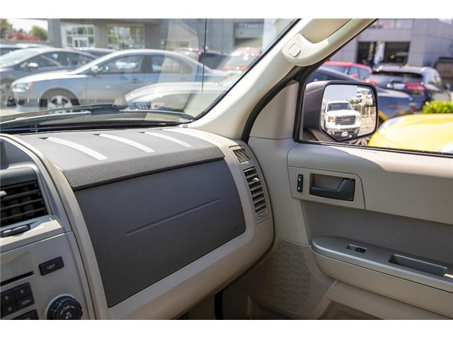 2010 Ford Escape XLT Manual (Stk: SR94424A) in Abbotsford - Image 20 of 22
