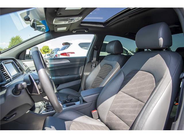 2018 Hyundai Sonata 2.4 Sport (Stk: KO007839A) in Abbotsford - Image 11 of 26