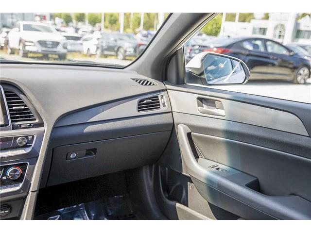 2018 Hyundai Sonata 2.4 Sport (Stk: KO007839A) in Abbotsford - Image 17 of 26