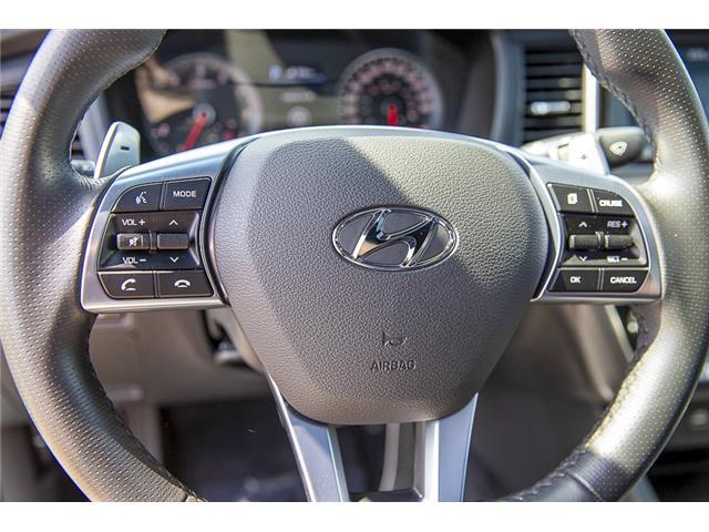 2018 Hyundai Sonata 2.4 Sport (Stk: KO007839A) in Abbotsford - Image 19 of 26
