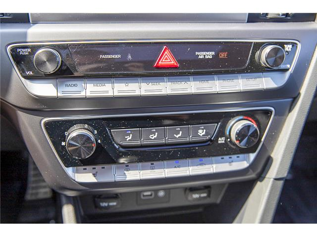 2018 Hyundai Sonata 2.4 Sport (Stk: KO007839A) in Abbotsford - Image 23 of 26