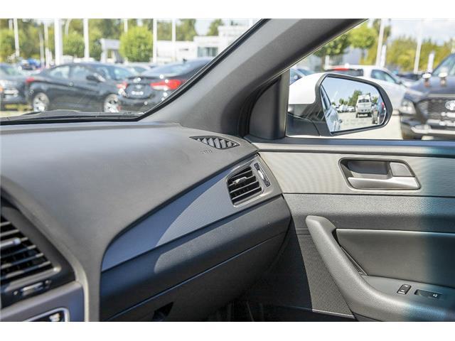 2018 Hyundai Sonata 2.4 Sport (Stk: KO007839A) in Abbotsford - Image 25 of 26