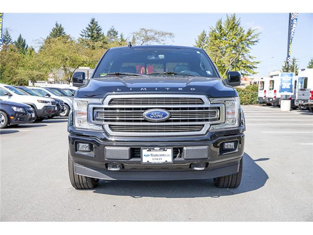 2018 Ford F-150 Limited (Stk: P4503) in Vancouver - Image 2 of 30