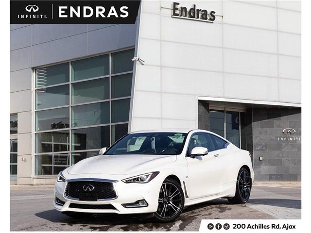 2019 Infiniti Q60 3.0T Sport (Stk: 60606) in Ajax - Image 1 of 27