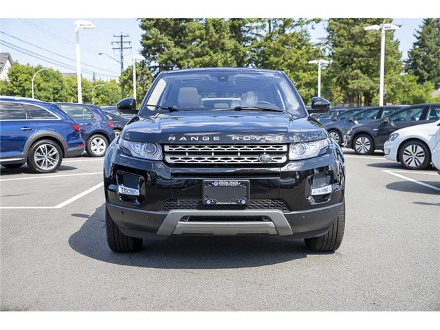 2015 Land Rover Range Rover Evoque Pure Plus (Stk: KA549621A) in Vancouver - Image 2 of 28