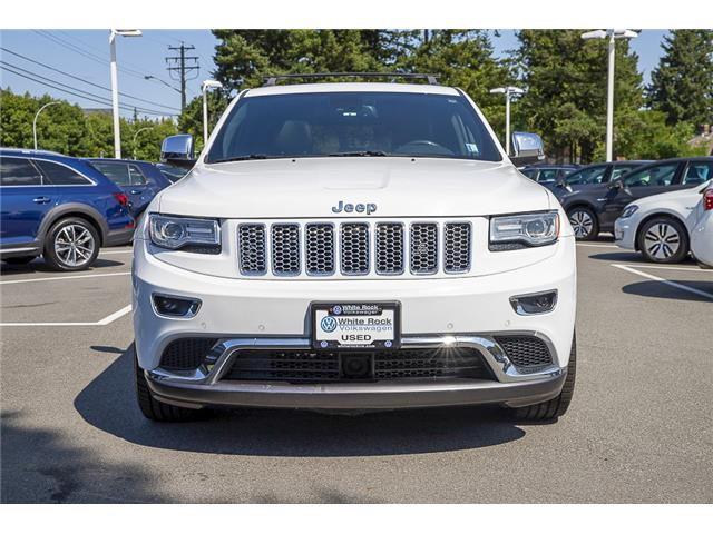 2014 Jeep Grand Cherokee Summit (Stk: KA563553A) in Vancouver - Image 2 of 29
