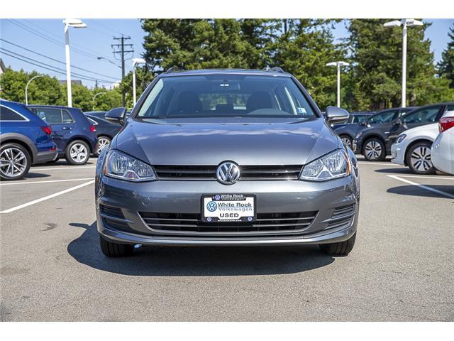 2015 Volkswagen Golf Sportwagon 1.8 TSI Trendline (Stk: VW0922) in Vancouver - Image 2 of 27