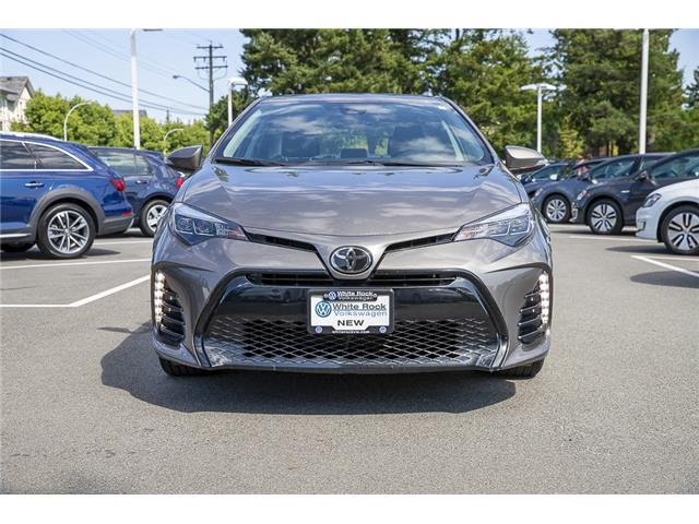 2017 Toyota Corolla SE (Stk: VW0953) in Vancouver - Image 2 of 26