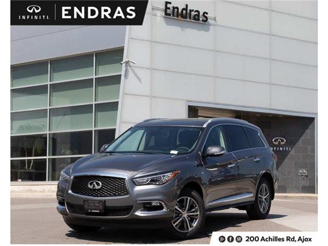 2020 Infiniti QX60 ESSENTIAL (Stk: 60648) in Ajax - Image 1 of 27