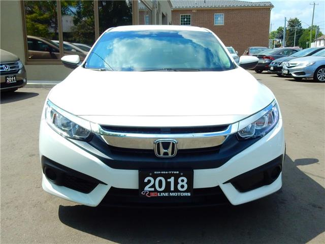 2018 Honda Civic SE (Stk: 2HGFC2) in Kitchener - Image 2 of 24