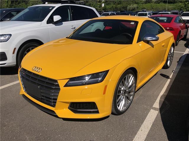 2018 Audi TTS 2.0T (Stk: 49200) in Oakville - Image 1 of 5