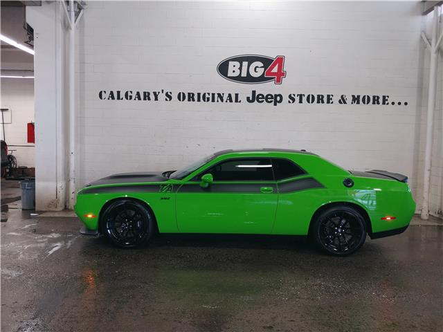 2017 Dodge Challenger 23X (Stk: 19T366A) in Calgary - Image 2 of 15