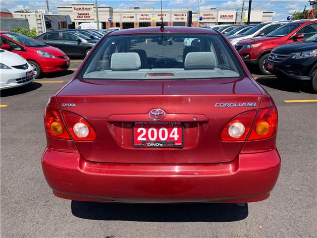 2004 Toyota Corolla  (Stk: 834510) in Orleans - Image 3 of 20