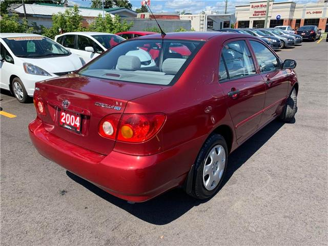 2004 Toyota Corolla  (Stk: 834510) in Orleans - Image 4 of 20