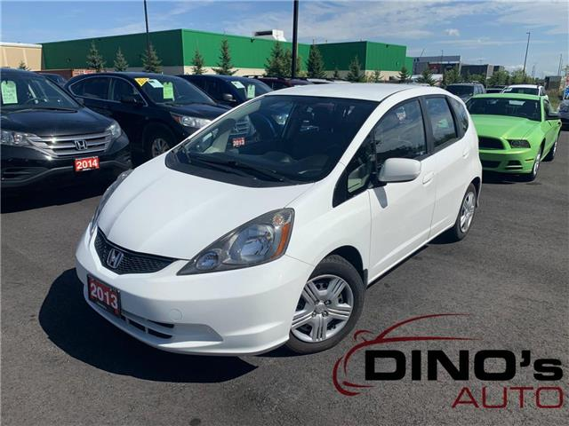 2013 Honda Fit LX (Stk: 003565) in Orleans - Image 1 of 26