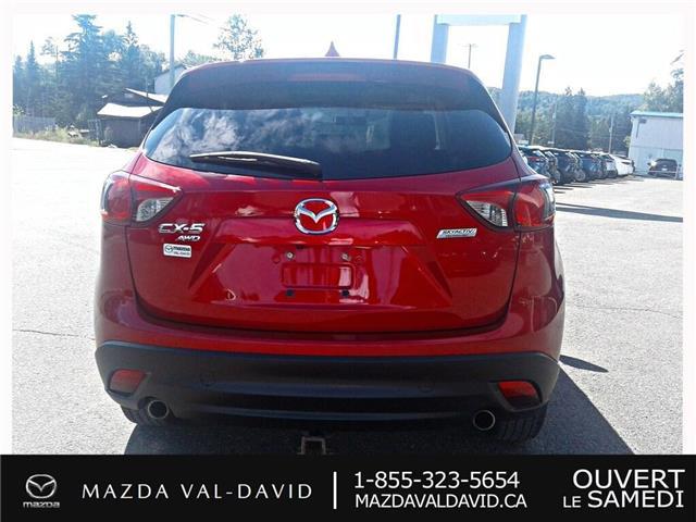2016 Mazda CX-5 GS (Stk: 19326A) in Val-David - Image 5 of 28