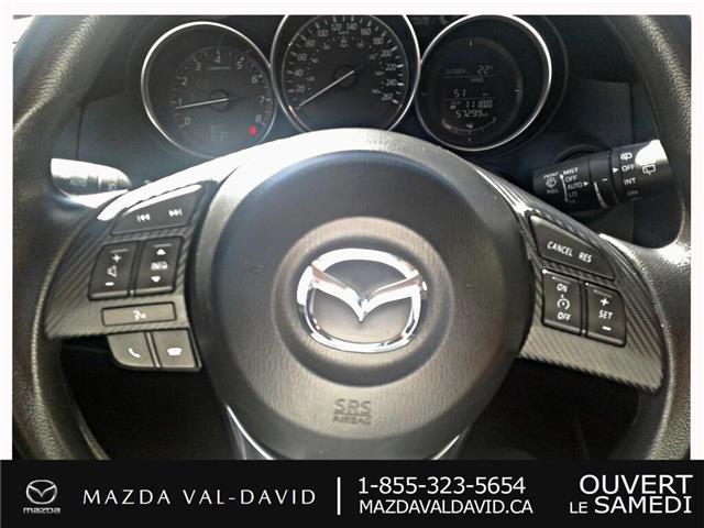 2016 Mazda CX-5 GS (Stk: 19326A) in Val-David - Image 21 of 28