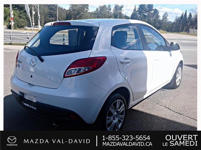 2011 Mazda Mazda2  (Stk: 19426A) in Val-David - Image 4 of 15