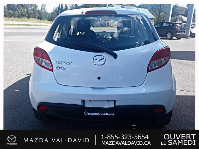 2011 Mazda Mazda2  (Stk: 19426A) in Val-David - Image 5 of 15
