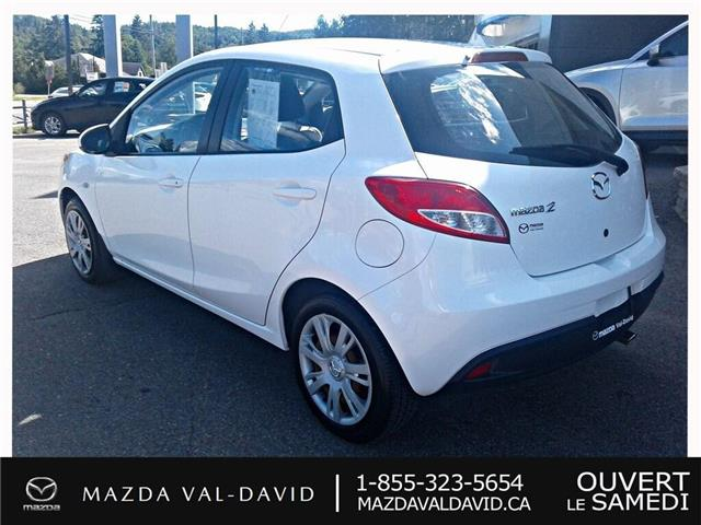 2011 Mazda Mazda2  (Stk: 19426A) in Val-David - Image 6 of 15