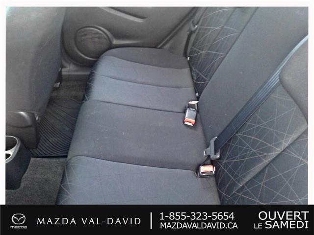 2011 Mazda Mazda2  (Stk: 19426A) in Val-David - Image 10 of 15