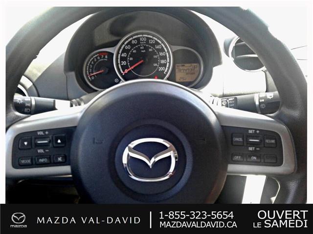 2011 Mazda Mazda2  (Stk: 19426A) in Val-David - Image 14 of 15