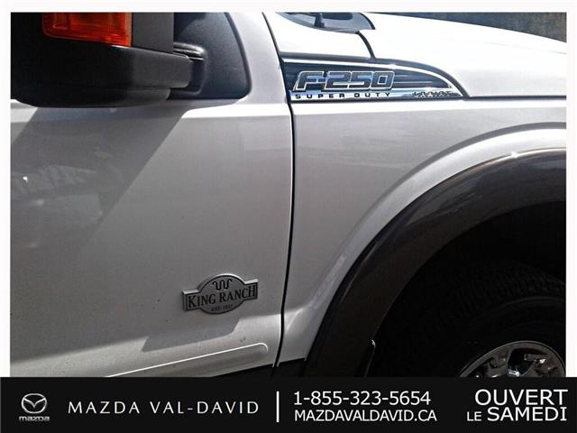 2016 Ford F-250  (Stk: B1699) in Val-David - Image 11 of 29