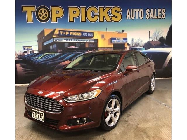 2015 Ford Fusion SE (Stk: 107390) in NORTH BAY - Image 1 of 23