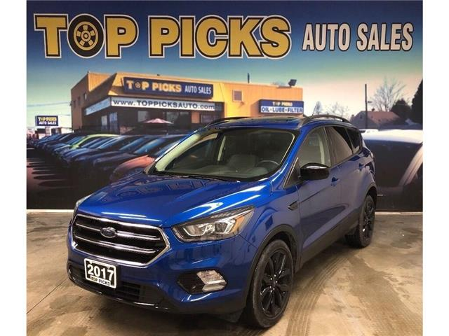 2017 Ford Escape SE (Stk: d21865) in NORTH BAY - Image 1 of 28