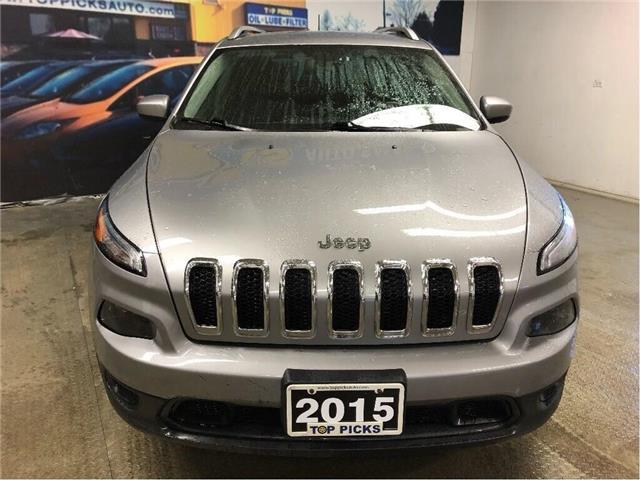 2015 Jeep Cherokee North (Stk: 773649) in NORTH BAY - Image 2 of 27