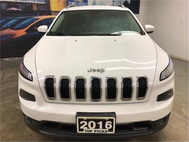 2016 Jeep Cherokee North (Stk: 196301) in NORTH BAY - Image 2 of 28
