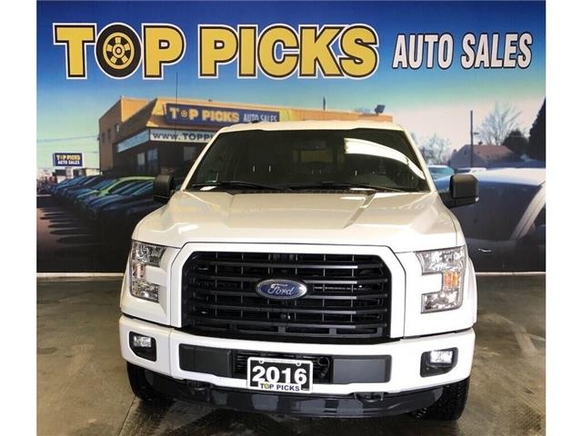 2016 Ford F-150 XLT (Stk: d21779) in NORTH BAY - Image 1 of 29