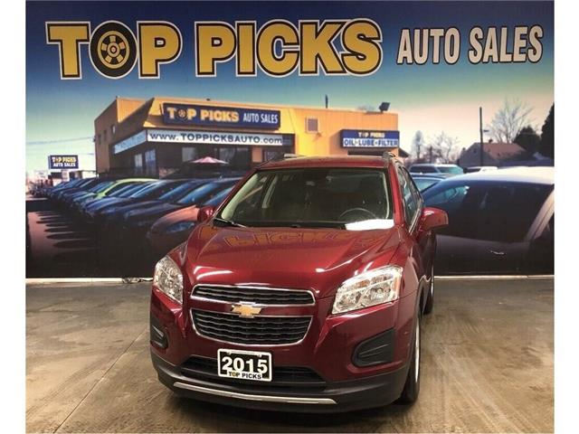 2015 Chevrolet Trax 1LT (Stk: 252940) in NORTH BAY - Image 1 of 26