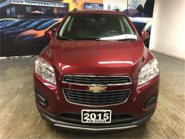 2015 Chevrolet Trax 1LT (Stk: 252940) in NORTH BAY - Image 2 of 26