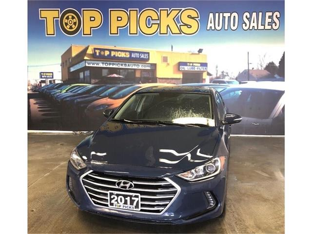 2017 Hyundai Elantra GLS (Stk: 187772) in NORTH BAY - Image 1 of 27