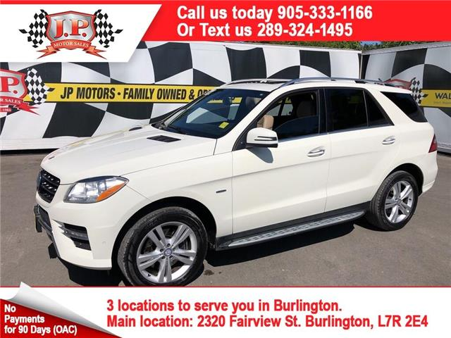 2012 Mercedes-Benz M-Class Base (Stk: 47477) in Burlington - Image 1 of 27