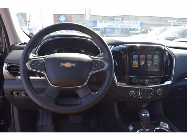 2019 Chevrolet Traverse LT True North/DEMO/AWD/2 SUNRF/HTD STS/NAV (Stk: 159989D) in Milton - Image 14 of 23