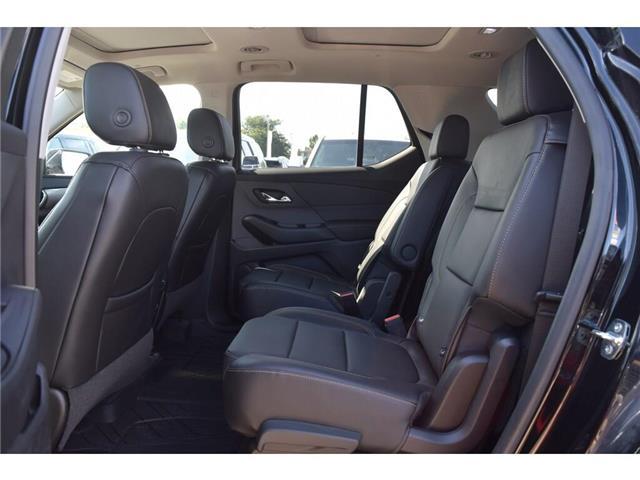 2019 Chevrolet Traverse LT True North/DEMO/AWD/2 SUNRF/HTD STS/NAV (Stk: 159989D) in Milton - Image 18 of 23