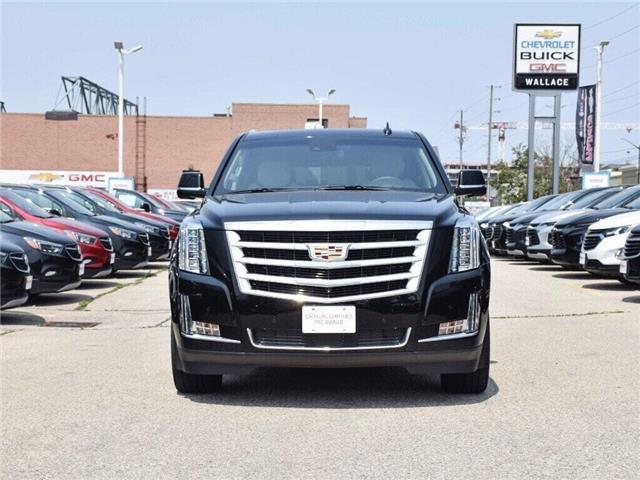 2018 Cadillac Escalade Premium Luxury/DVD/SUNRF/360 CAM/HTD CLD LTHR STS (Stk: PL5230) in Milton - Image 2 of 30
